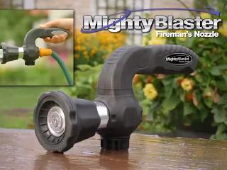 mighty blaster... firemans nozzle