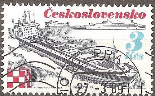 [CZ2739] Czechoslovakia: Sc. no. 2739 (1989) CTO
