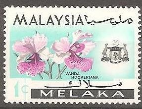 [MAM067] Malaysia (Melaka): Sc. no. 67 (1965) MNH