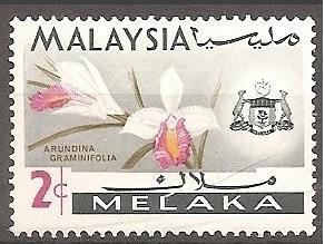 [MAM068] Malaysia (Melaka): Sc. no. 68 (1965) MNH