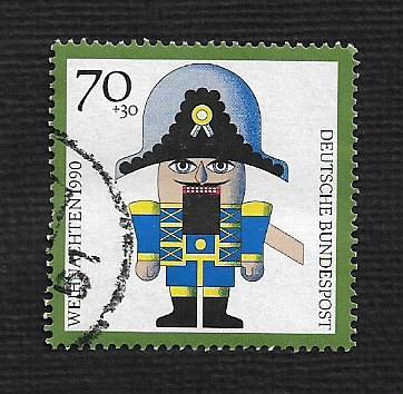 German Used Scott #B699 Catalog Value $1.05