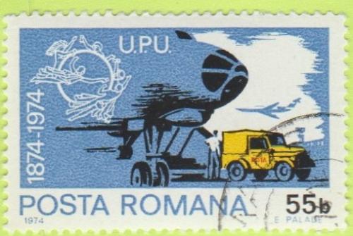 [RO2488] Romania: Sc. no. 2488 (1974) CTO
