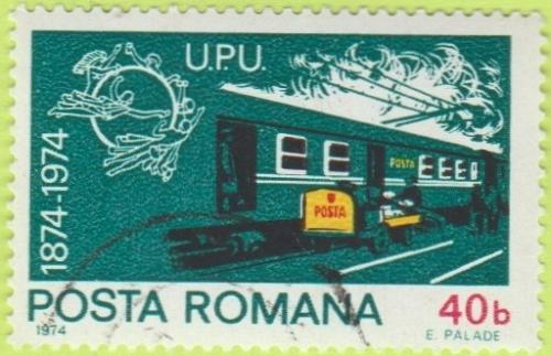 [RO2487] Romania: Sc. no. 2487 (1974) CTO