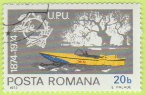 [RO2486] Romania: Sc. no. 2486 (1974) CTO