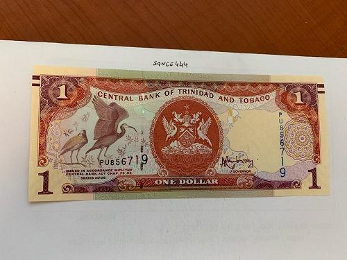 Trinidad and Tobago 1 dollar uncirc. banknote 2006 #1