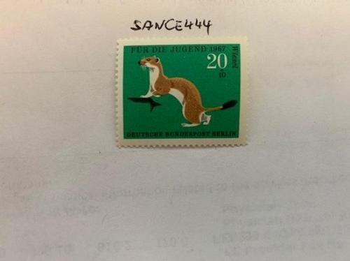 Berlin Animals 20p mnh 1967 stamps