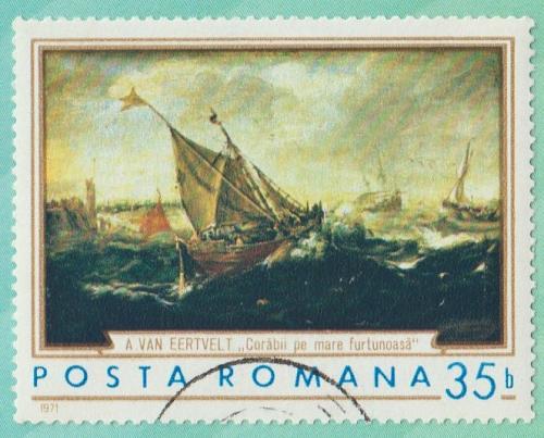 [RO2264] Romania Sc. no. 2264 (1971) CTO