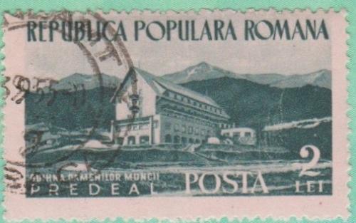 [RO0989] Romania Sc. no. 989 (1954) CTO