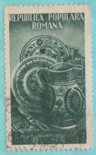 [RO0927] Romania Sc. no. 927 (1953) CTO