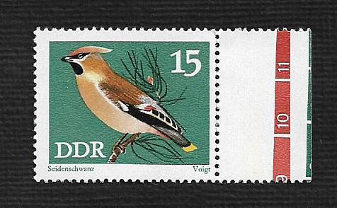 German DDR MNH Scott #1455 Catalog Value $.25