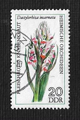 Germany DDR Used Scott #1730 Catalog Value $.25