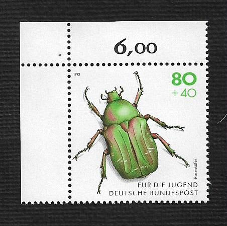 German MNH Scott #746 Catalog Value $1.50