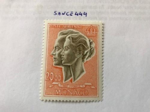Monaco Definitive airmail 20f 1971 mnh stamps