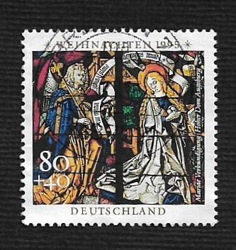 German Used Scott #B790 Catalog Value $1.35