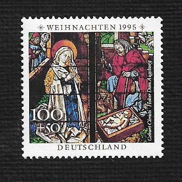 German MNH Scott #791 Catalog Value $1.75
