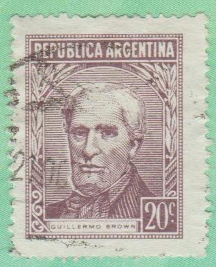 [AR0659] Argentina: Sc. No. 659 (1956) Used
