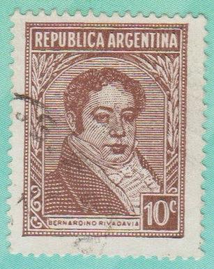 [AR0431] Argentina: Sc. No. 431 (1942) Used