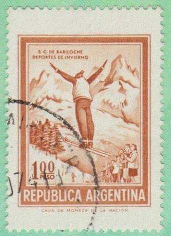 [AR0690] Argentina: Sc. No. 690 (1959-1970) Used