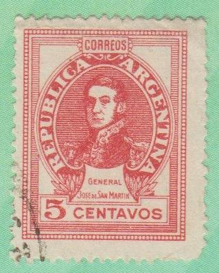 [AR0547] Argentina: Sc. No. 547 (1945-1946) Used