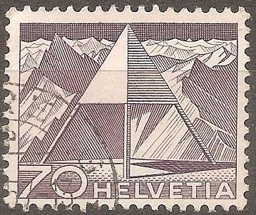 [SW0339] Switzerland: Sc. No. 339 (1949) Used
