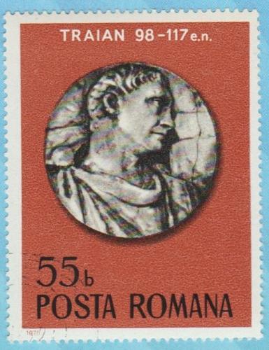 [RO2563] Romania: Sc. no. 2563 (1975) Used
