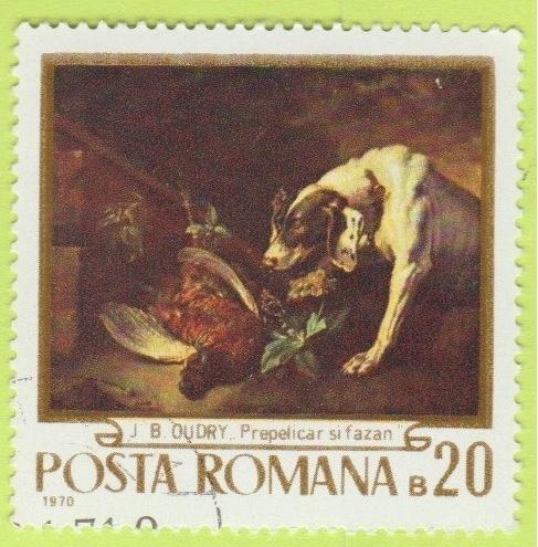 [RO2199] Romania: Sc. no. 2199 (1970) CTO
