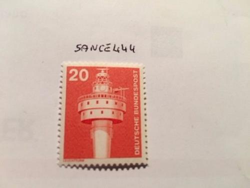 Germany Technology 20p mnh 1975 stamps