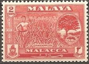 [MAL0057] Malaya (Malacca): Sc. no. 57 (1960) MNH