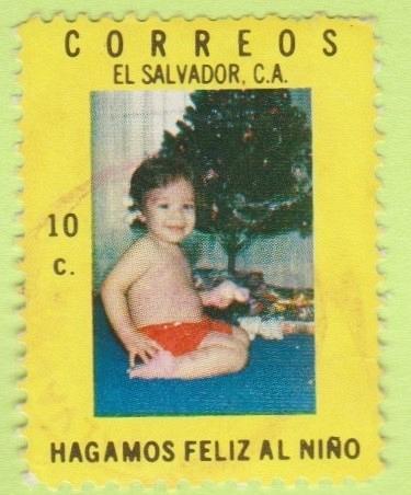 [EL0880] El Salvador: Sc. no. 880 (1976) Used