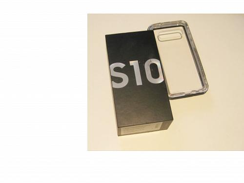 New Cond. Factory Unlocked 128gb Samsung Galaxy S10 G973U1 Warranty 1/21