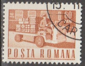 [RO1974] Romania: Sc. no. 1974 (1967-1968) CTO