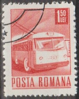 [RO2272] Romania Sc. no. 2272 (1971) CTO