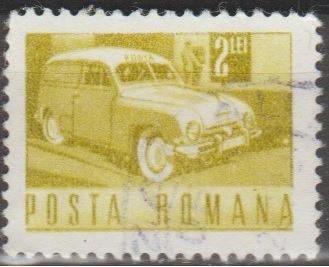 [RO2275] Romania Sc. no. 2275 (1971) CTO