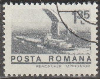 [RO2460] Romania: Sc. no. 2460 (1974) CTO