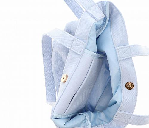 New Hello Kitty Tuxedosam 2-Way Tote Bag: Logo Sanrio Free Shipping