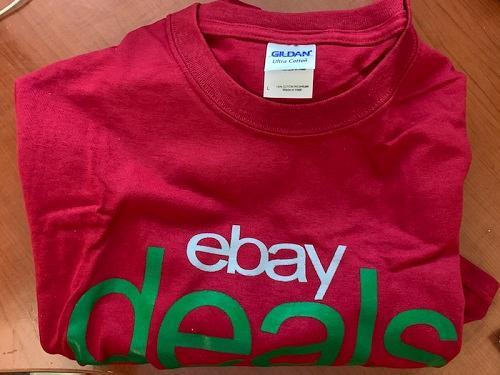 Brand new ebay shirt L