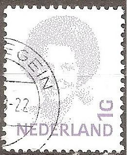 [NE0776] Netherlands: Sc. no. 776 (1991-1994) Used