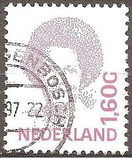 [NE0779] Netherlands: Sc. no. 779 (1991-1994) Used