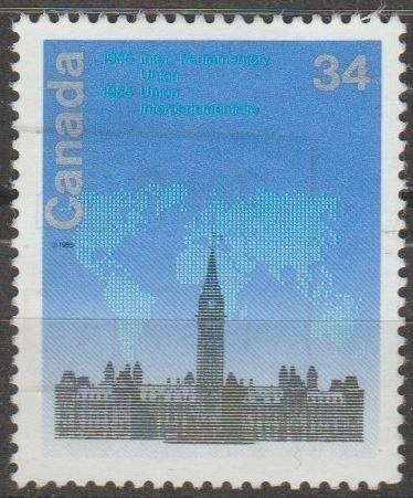 [CA1061] Canada Sc. no. 1061 (1985) Used Single
