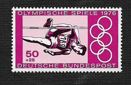 German MNH Scott #531 Catalog Value $1.30