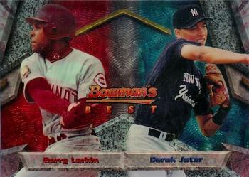 /1994-Bowman's-Best-95-Barry-Larkin-/-Derek-Jeter