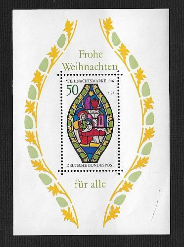 German MNH Scott #537 Catalog Value $.80