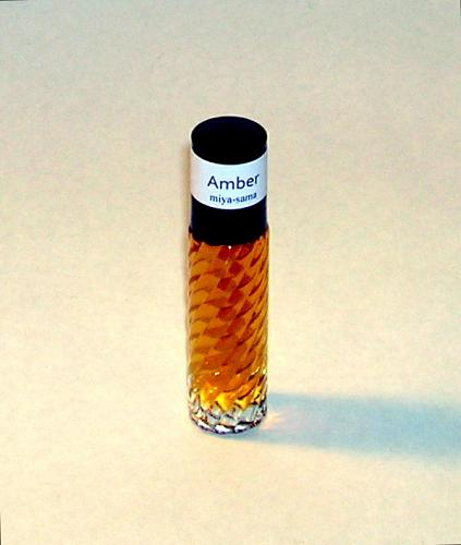 Amber - Indian Perfume Oil / Attar ~10 ml