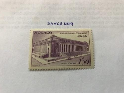 Monaco Airmail 1.50f 1947 mnh stamps