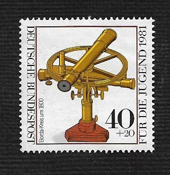 Germany Hinged NG Scott #B583 Catalog Value $.45