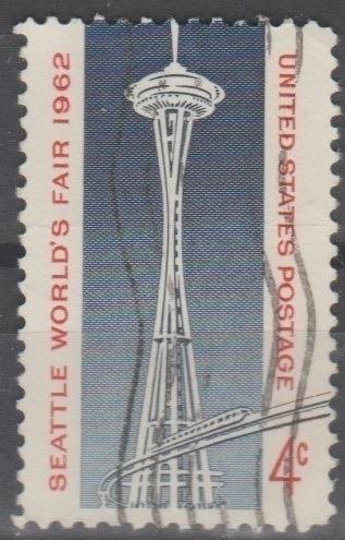 [US1196] United States: Sc. no. 1196 (1962) Used Single