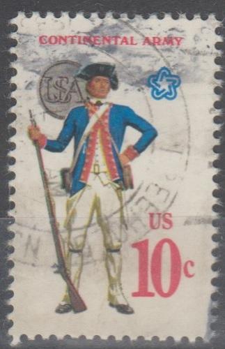 [US1565] United States: Sc. no. 1565 (1975) Used
