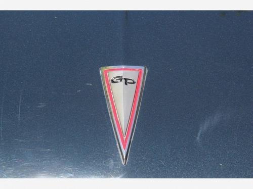 1963 Pontiac Grand Prix Coupe