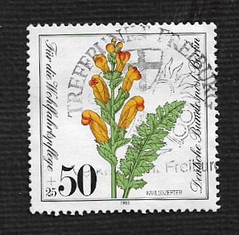 German Berlin Used #9NB183 Catalog Value $.65