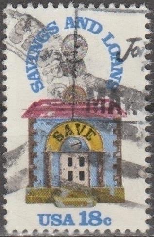 [US1911] United States: Sc. no. 1911 (1981) Used